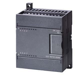 EM 222 24VDC, 5A 4DO